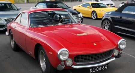Ferrari om te rijden