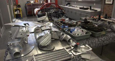 Ferrari 412P #0854