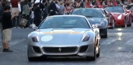 17x Ferrari 599 GTO