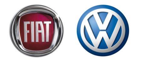 Fiat en Volkswagen