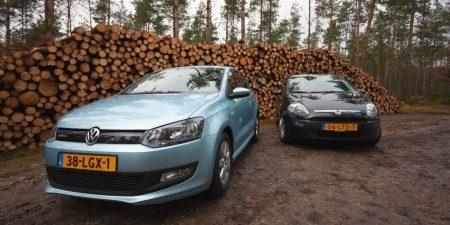 Volkswagen Polo vs Fiat Punto