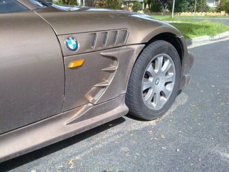 Foute BMW Z3