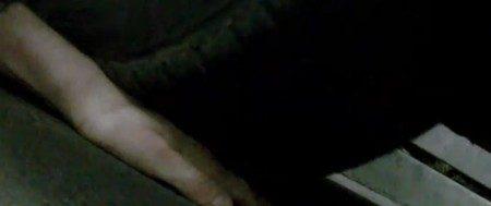 Hand crushing by car