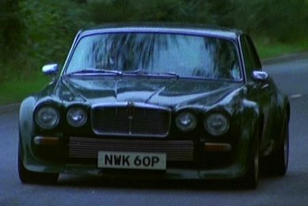 Jaguar XJ12 C - The New Avengers