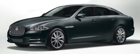 Jaguar XJ Design Edition