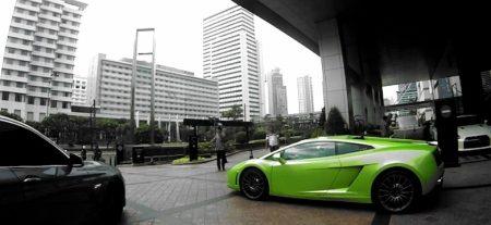 Jakarta Supercar Run