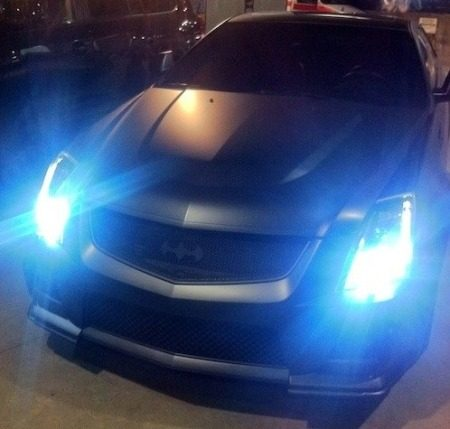 JB and his CTS-V
