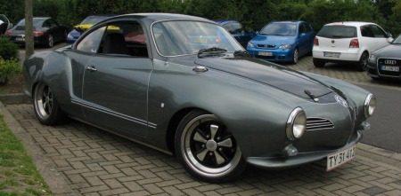 Karmann Ghia gespot