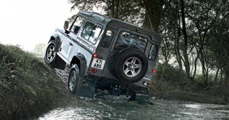 Land Rover Defender MY2012