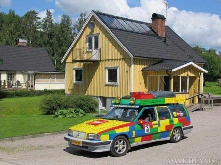 Volvo 850 Lego
