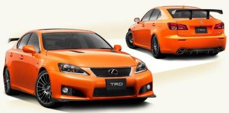 Lexus IS-F Circuit Club Sport