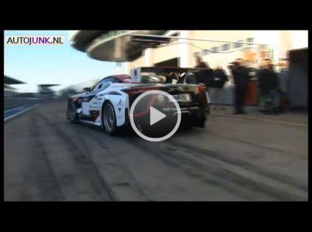 Lexus LFA @ Nurburgring met Ulrich Bez