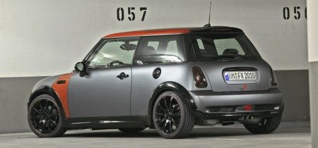 MINI Cooper S R53 Project One by CoverEFX