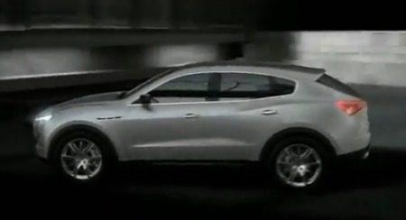 Maserati Kubus en BangBang