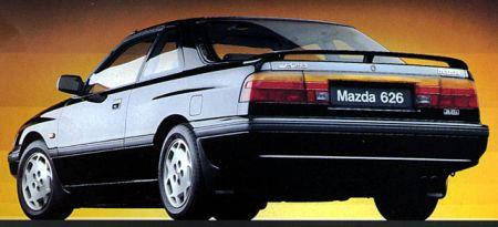 Mazda 626 Coupé
