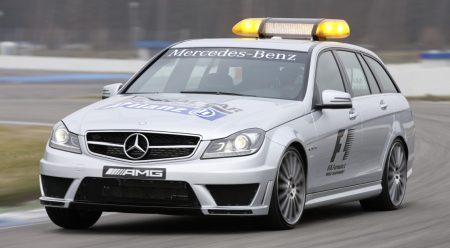 Mercedes C63 AMG Estate F1 Medical Car
