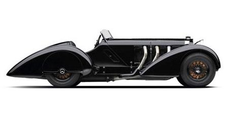 Mercedes Benz SSK Count Trossi Roadster