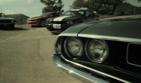 Dodge Challenger en Chevy Camaro