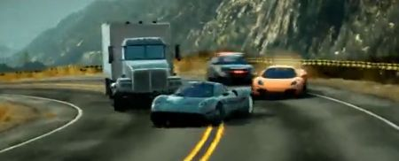 Need for Speed trailer by Michael Bay
