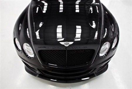 2011 Continental GTO Platinum Onyx