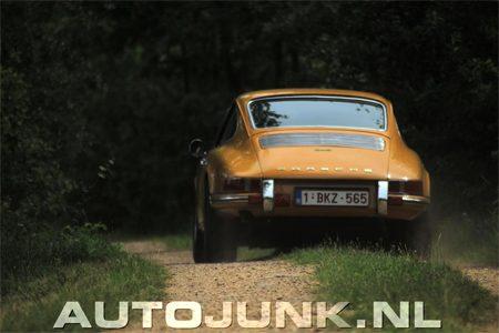 Porsche 912 classic