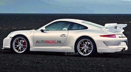 Porsche 991 GT3 impressie -  Luuk van Kaathoven