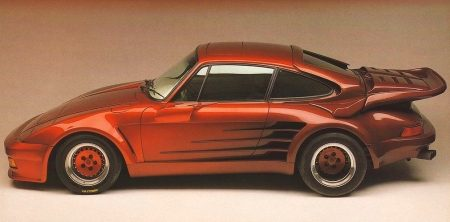 Porsche 930 AVALANCHE 2nd generation