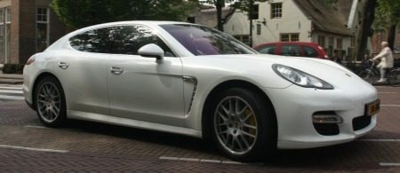 Porsche Panamera Turbo - Gordon