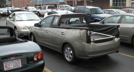 w00t! Prius Ute!