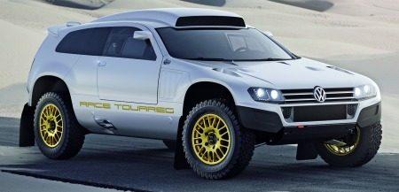 VW RaceTouareg