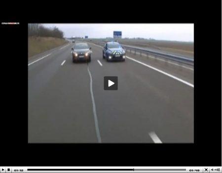 Franse pliesie neemt eerste Mégane RS in ontvangst
