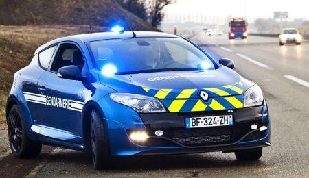 Opgevoerde Mégane RSjes voor Franse Gendarmerie