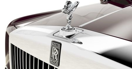 Rolls-Royce Centenary Collection badge