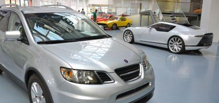 Saab museum 2011