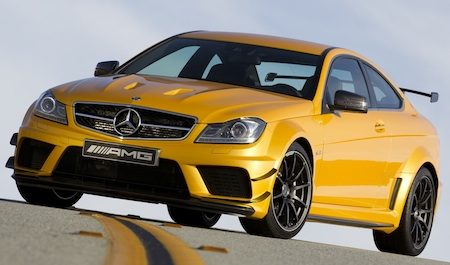 C63 AMG Coupé Black Series