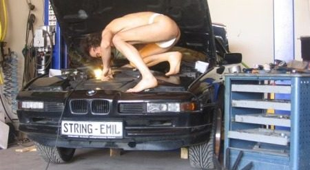 String Emil ververst met liefde je olie