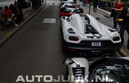Supercarcombo Parijs