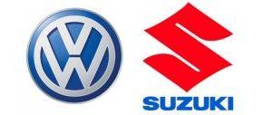 Volkswagen en Suzuki