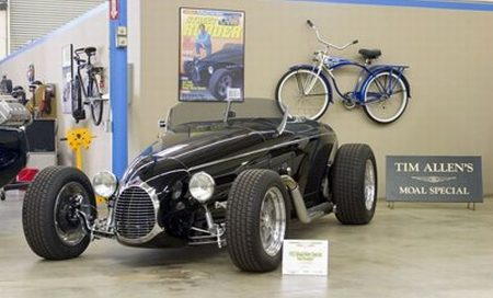 Moal Roadster Special