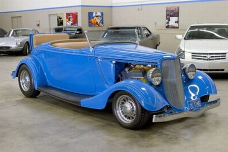 Ford Roadster uit 1933