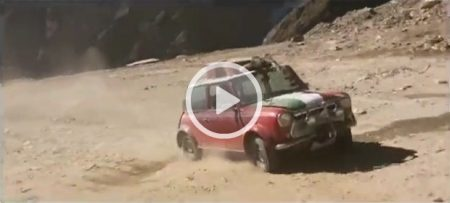 Top Gear Kerst Special India