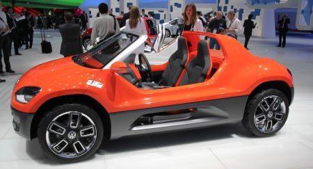 Volkswagen buggy up! @ IAA 2011