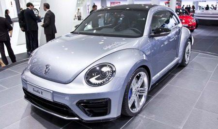 VW Beetle R Concept