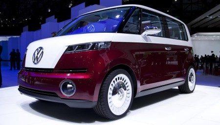 Volkswagen Bulli Concept - Geneve 2011