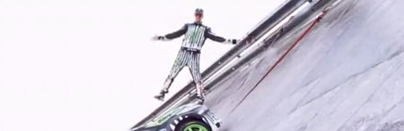 Zo groot is Ken Block