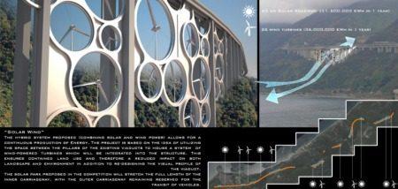 Solar Wind Bridge