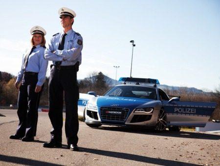 Abt und Polizei