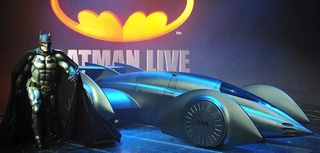 De Batmobile van Gordon Murray