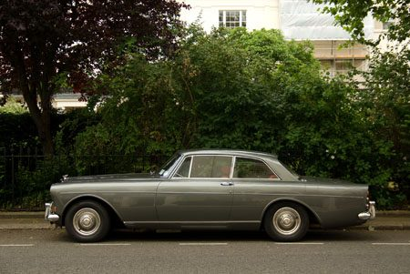 Bentley S3 Mulliner Park Ward - Foto: Jim Appelmelk