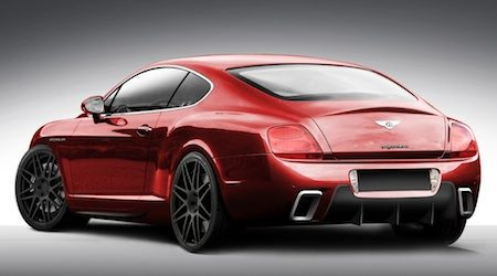 Bentley Continental GT van Imperium